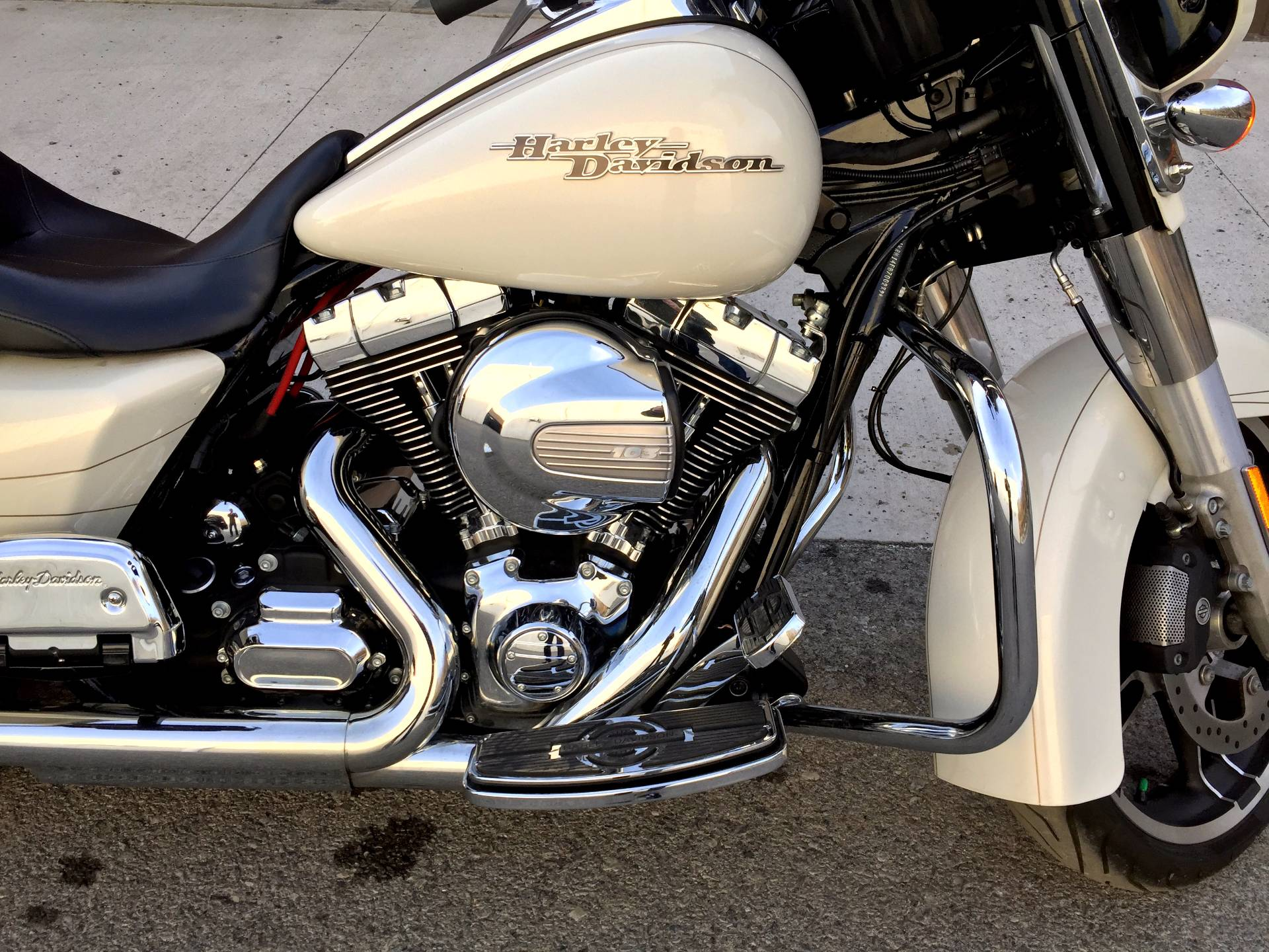 2015 Harley-Davidson Street Glide® Special in Tyrone, Pennsylvania