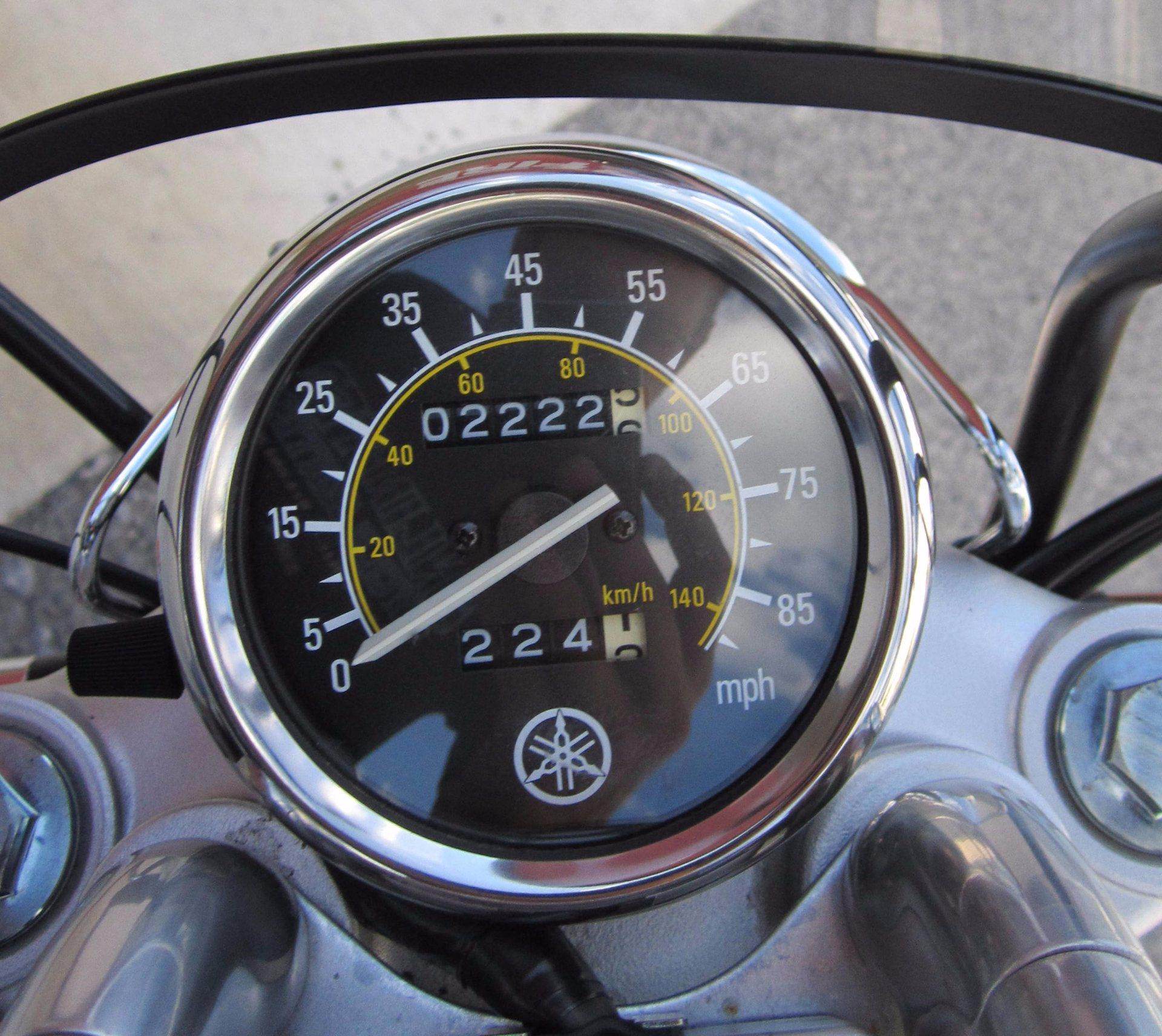 2006 Yamaha Virago 250 in Tyrone, Pennsylvania