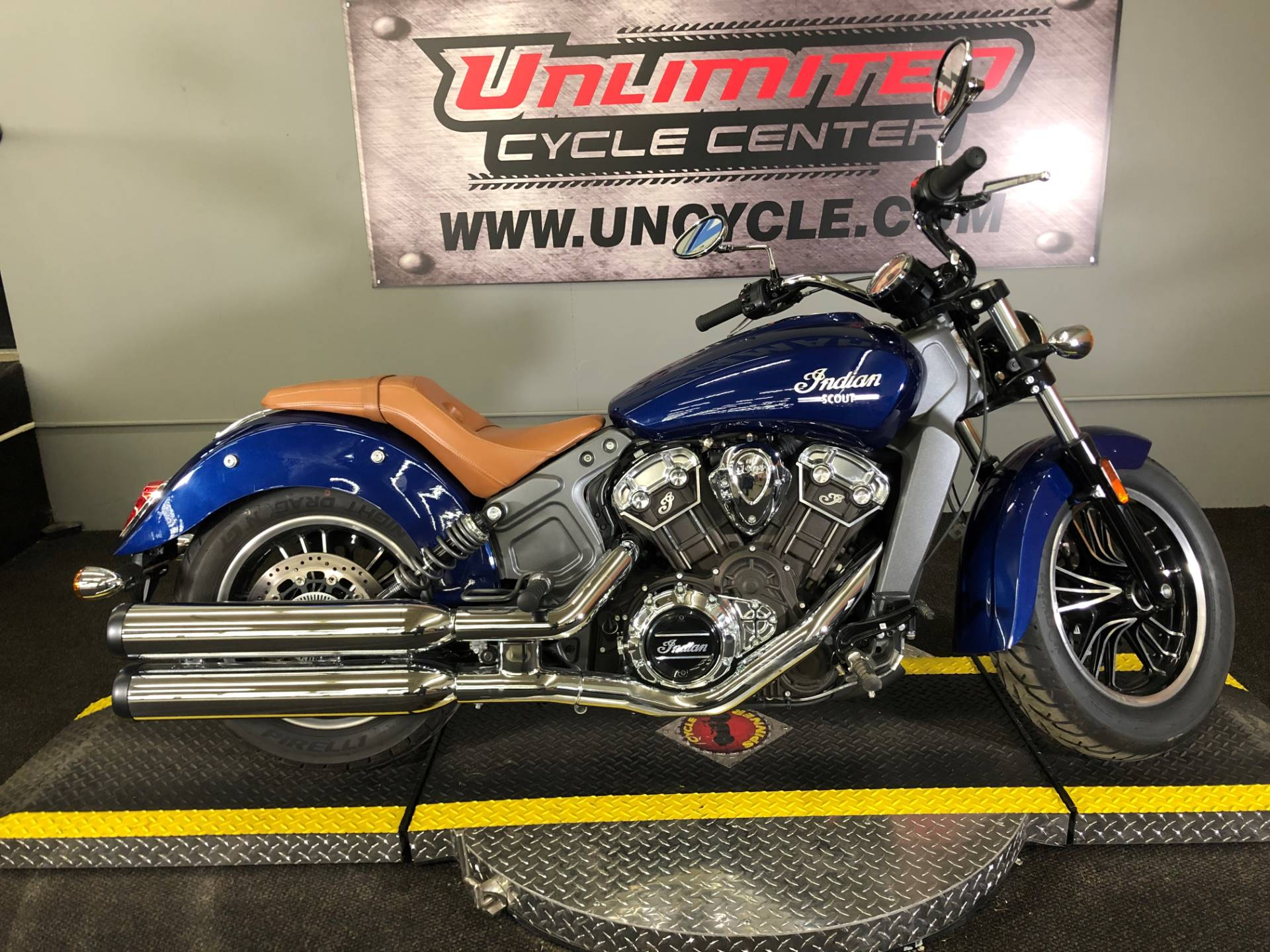 2020 Indian Scout® ABS in Tyrone, Pennsylvania - Photo 2
