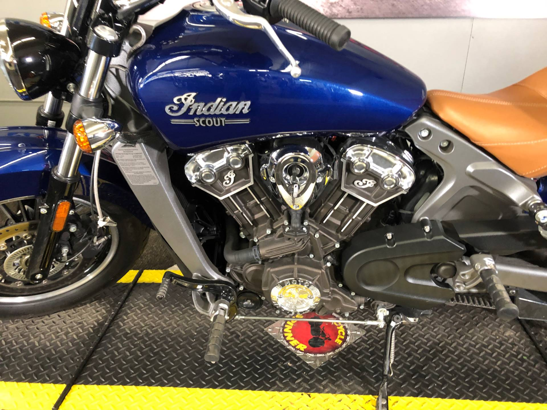 2020 Indian Scout® ABS in Tyrone, Pennsylvania - Photo 5