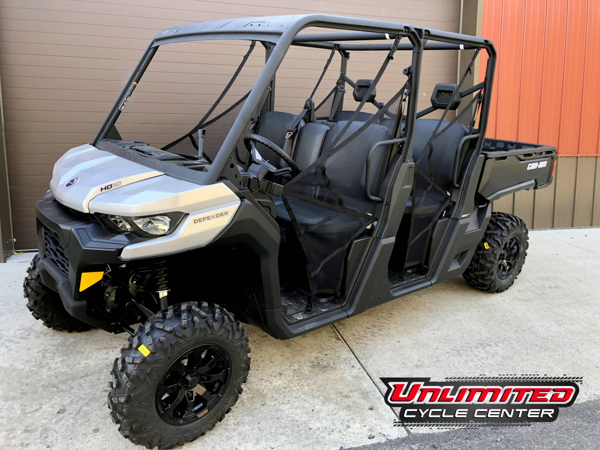2020 Can-Am Defender MAX DPS HD10 in Tyrone, Pennsylvania - Photo 1
