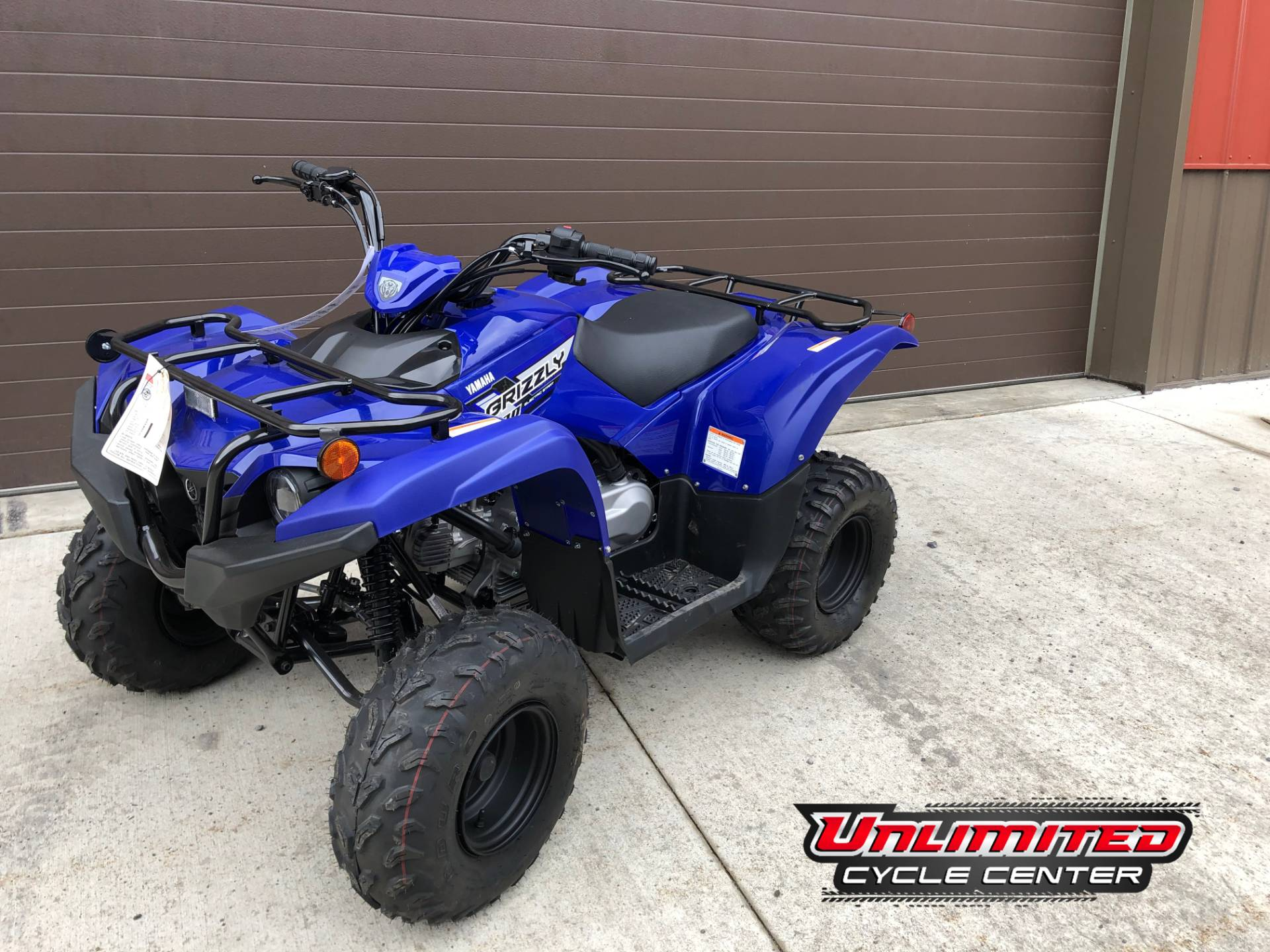 2019 Yamaha Grizzly 90 in Tyrone, Pennsylvania - Photo 1