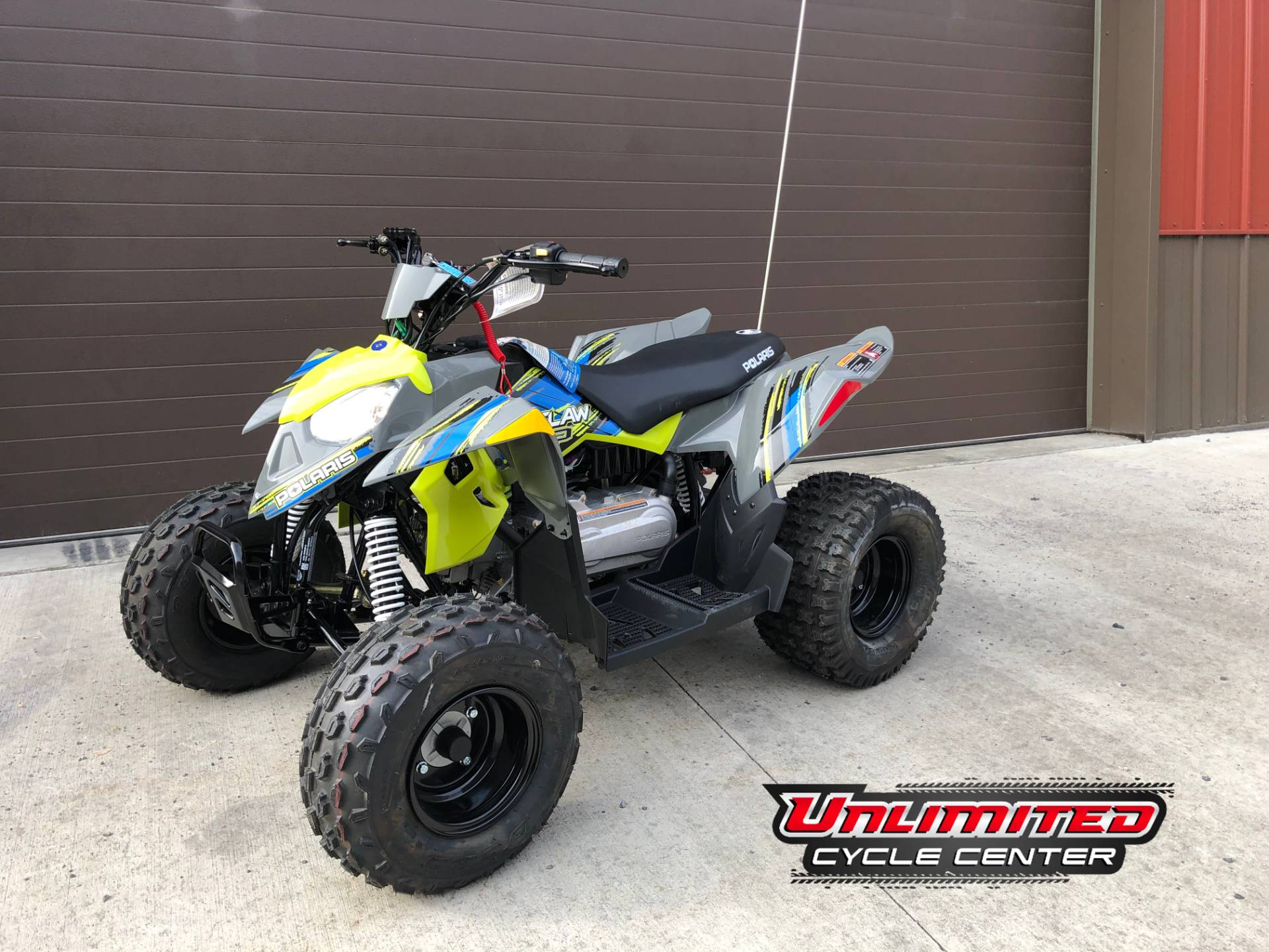2019 Polaris Outlaw 110 in Tyrone, Pennsylvania - Photo 1