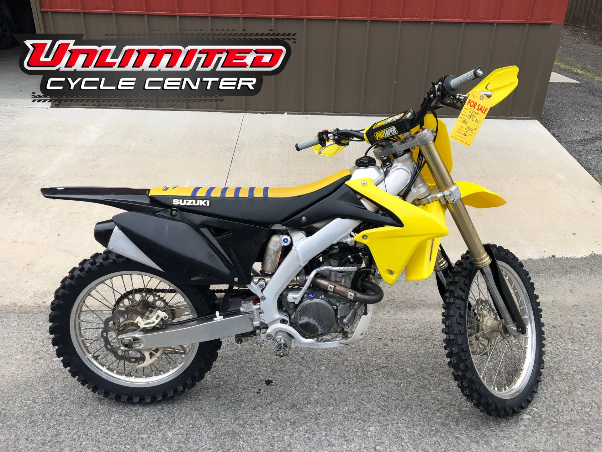 2014 Suzuki RM-Z250 in Tyrone, Pennsylvania