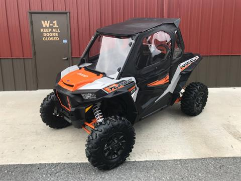2018 Polaris RZR XP Turbo EPS in Tyrone, Pennsylvania - Photo 2