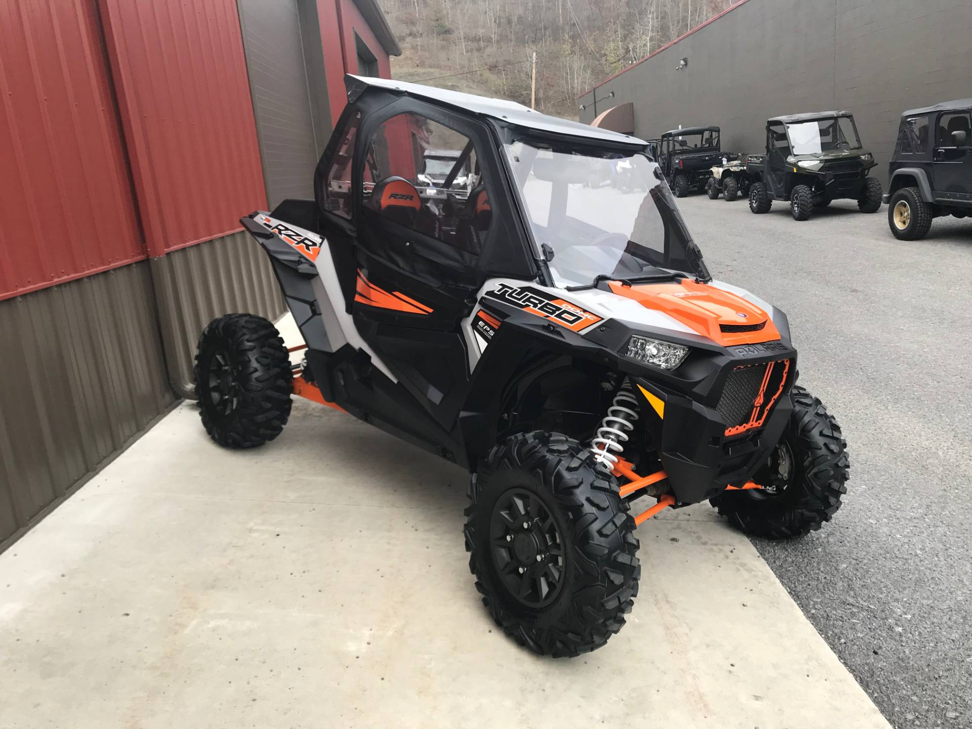 2018 Polaris RZR XP Turbo EPS in Tyrone, Pennsylvania - Photo 4