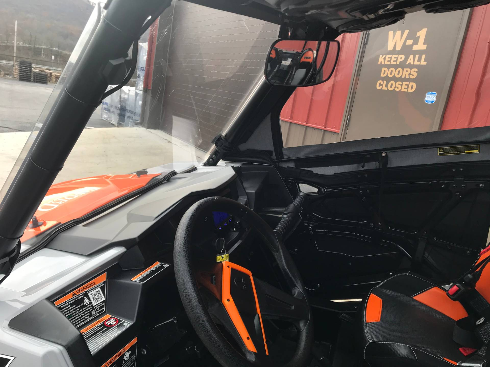 2018 Polaris RZR XP Turbo EPS in Tyrone, Pennsylvania - Photo 11