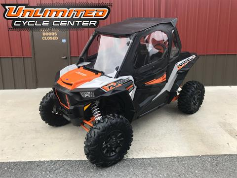 2018 Polaris RZR XP Turbo EPS in Tyrone, Pennsylvania - Photo 1