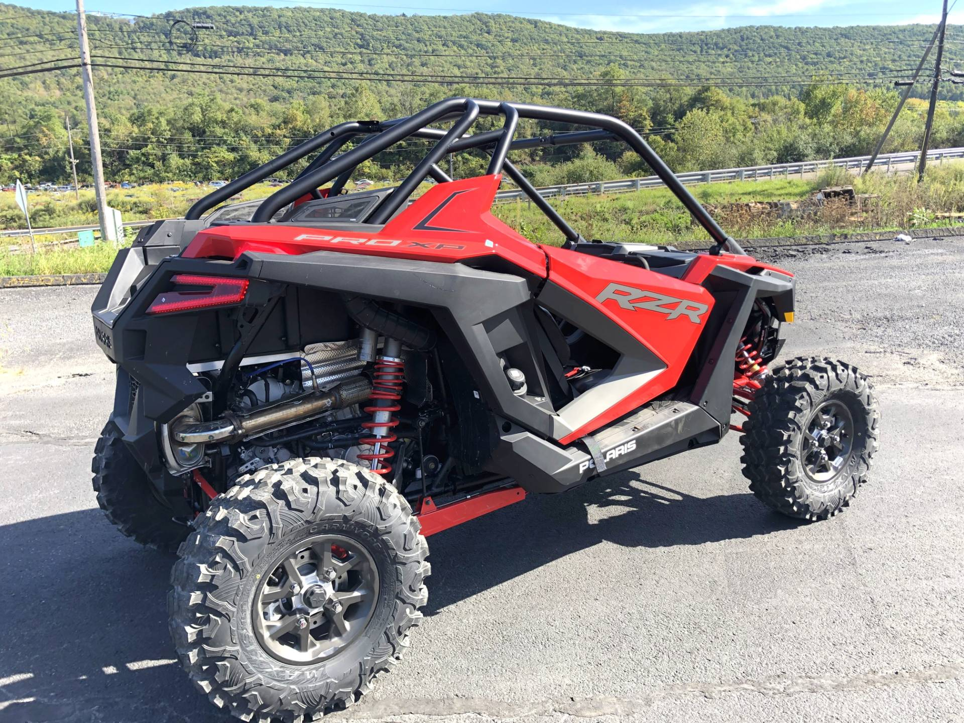 2020 Polaris RZR Pro XP Premium in Tyrone, Pennsylvania - Photo 3