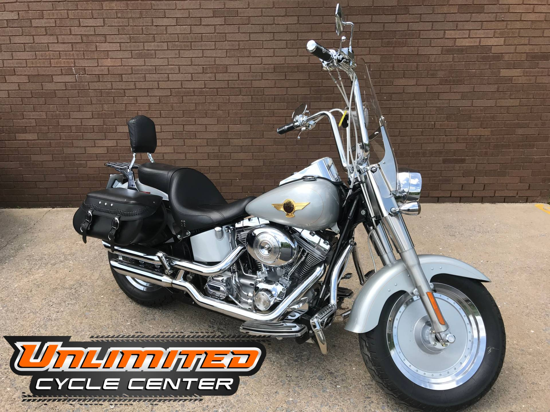 2005 Harley-Davidson FLSTFIAE Fat Boy® in Tyrone, Pennsylvania