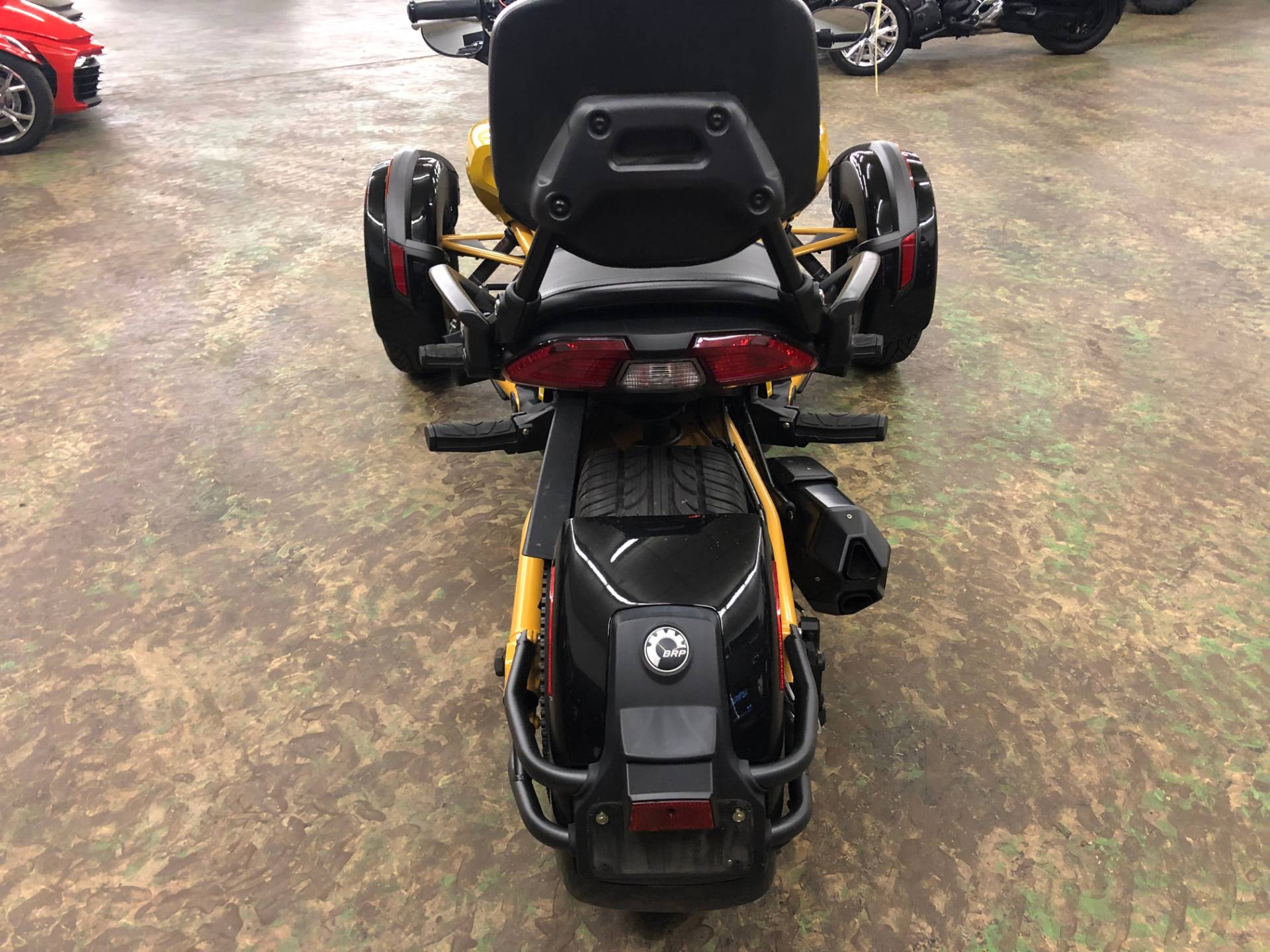 2017 Can-Am Spyder F3-S Daytona 500 SM6 in Tyrone, Pennsylvania - Photo 5
