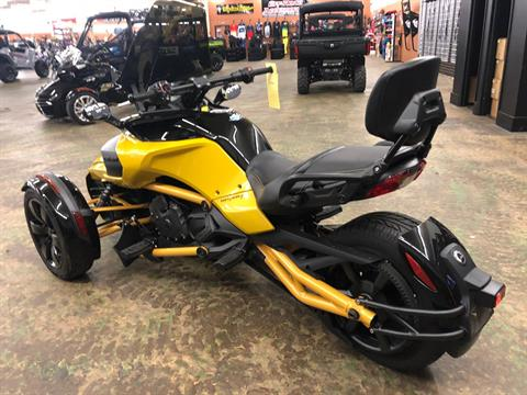 2017 Can-Am Spyder F3-S Daytona 500 SM6 in Tyrone, Pennsylvania - Photo 6