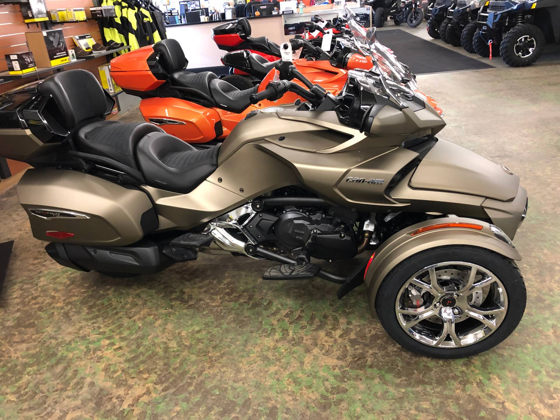 2020 Can-Am Spyder F3 Limited in Tyrone, Pennsylvania - Photo 1