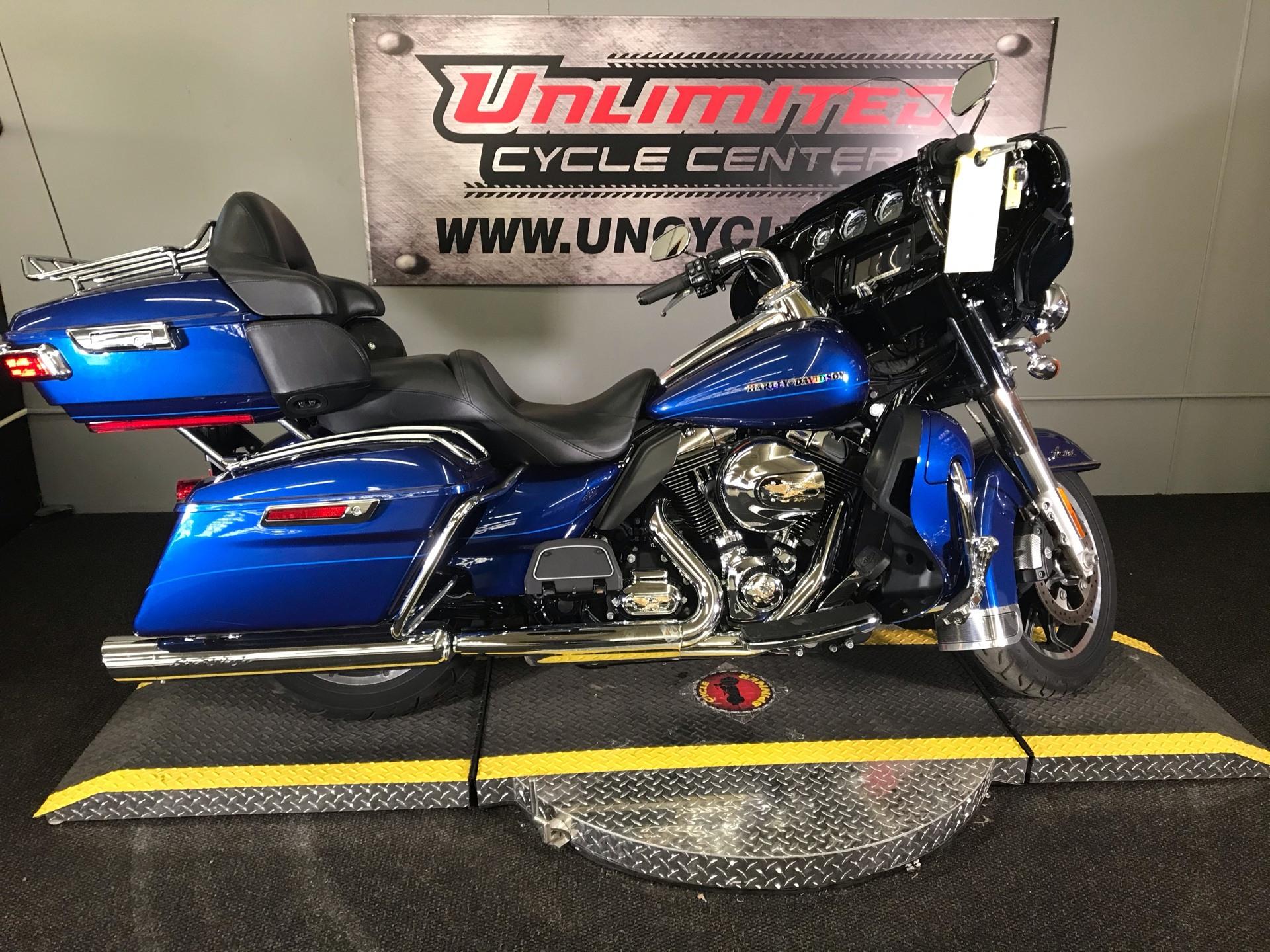 2015 Harley-Davidson Ultra Limited in Tyrone, Pennsylvania - Photo 1