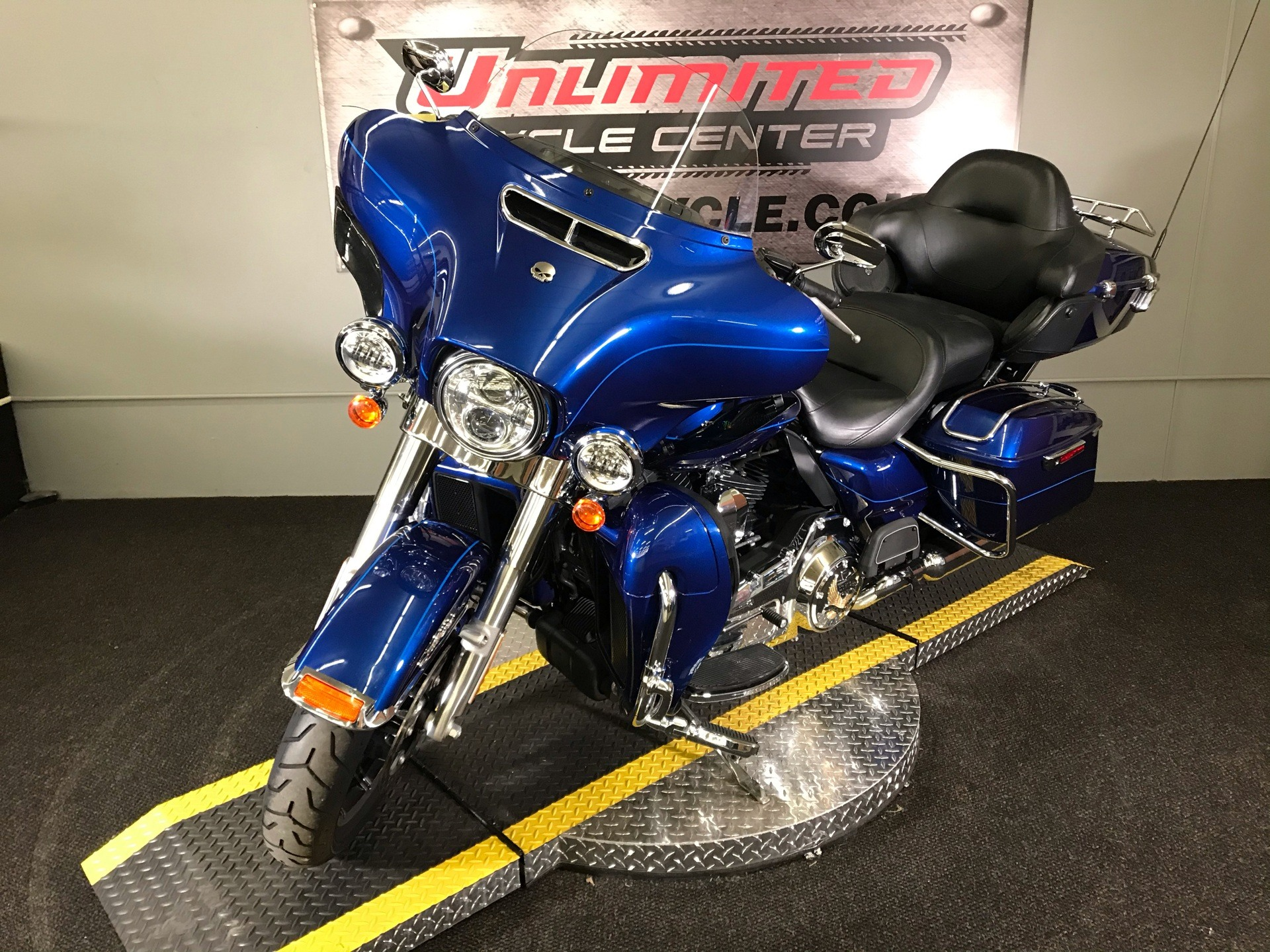 2015 Harley-Davidson Ultra Limited in Tyrone, Pennsylvania - Photo 5