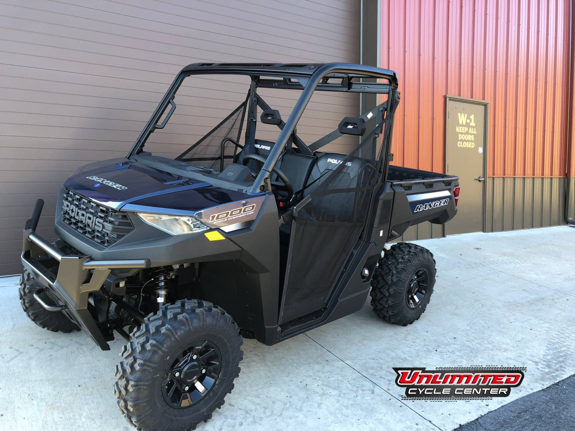 2021 Polaris Ranger 1000 Premium in Tyrone, Pennsylvania - Photo 1