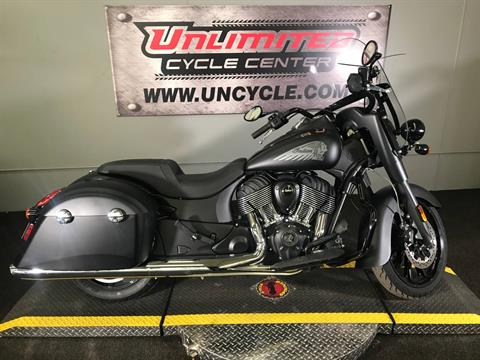 2018 Indian Springfield® Dark Horse® in Tyrone, Pennsylvania - Photo 2