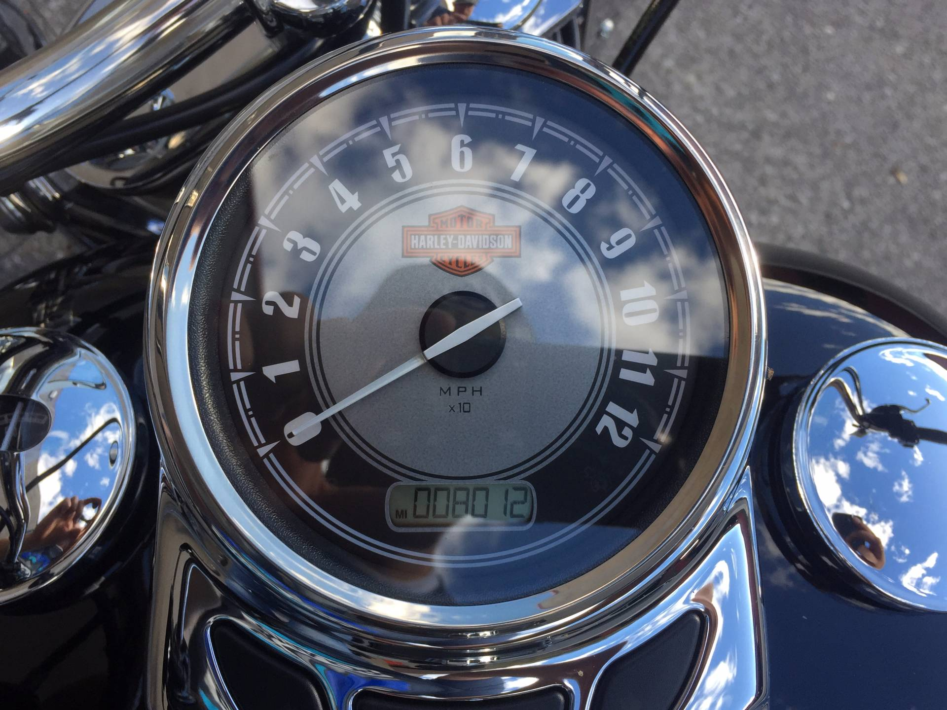 2016 Harley-Davidson Heritage Softail® Classic in Tyrone, Pennsylvania