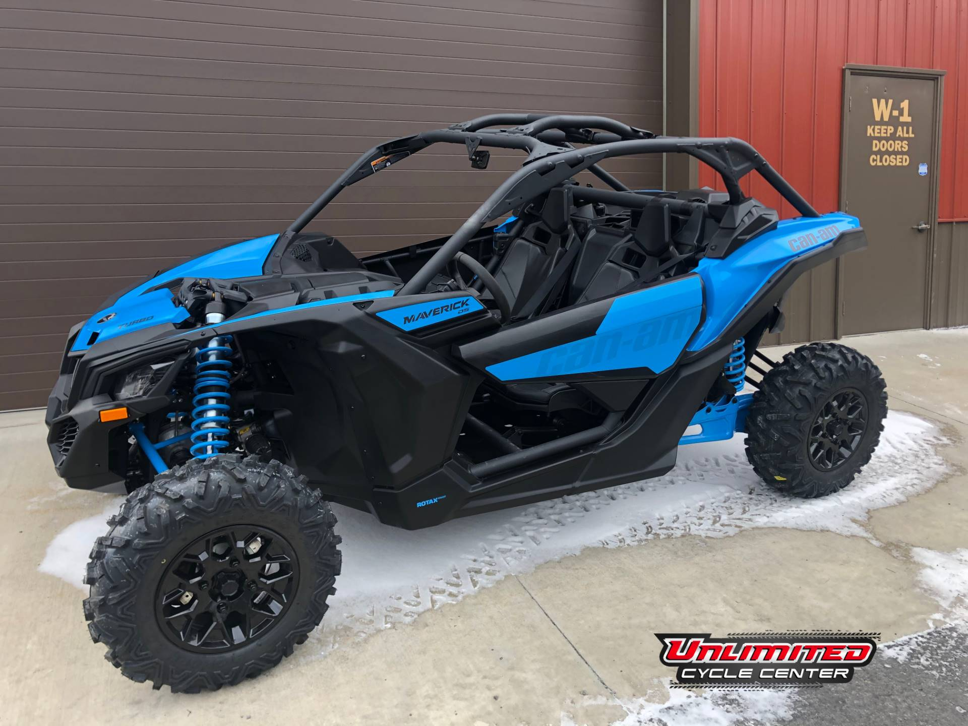 2021 Can-Am Maverick X3 DS Turbo in Tyrone, Pennsylvania - Photo 1