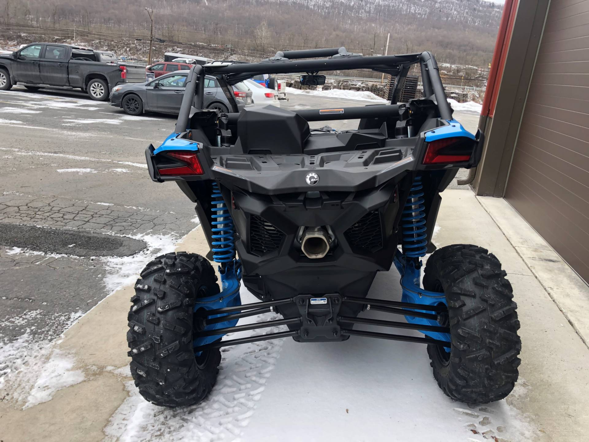 2021 Can-Am Maverick X3 DS Turbo in Tyrone, Pennsylvania - Photo 6