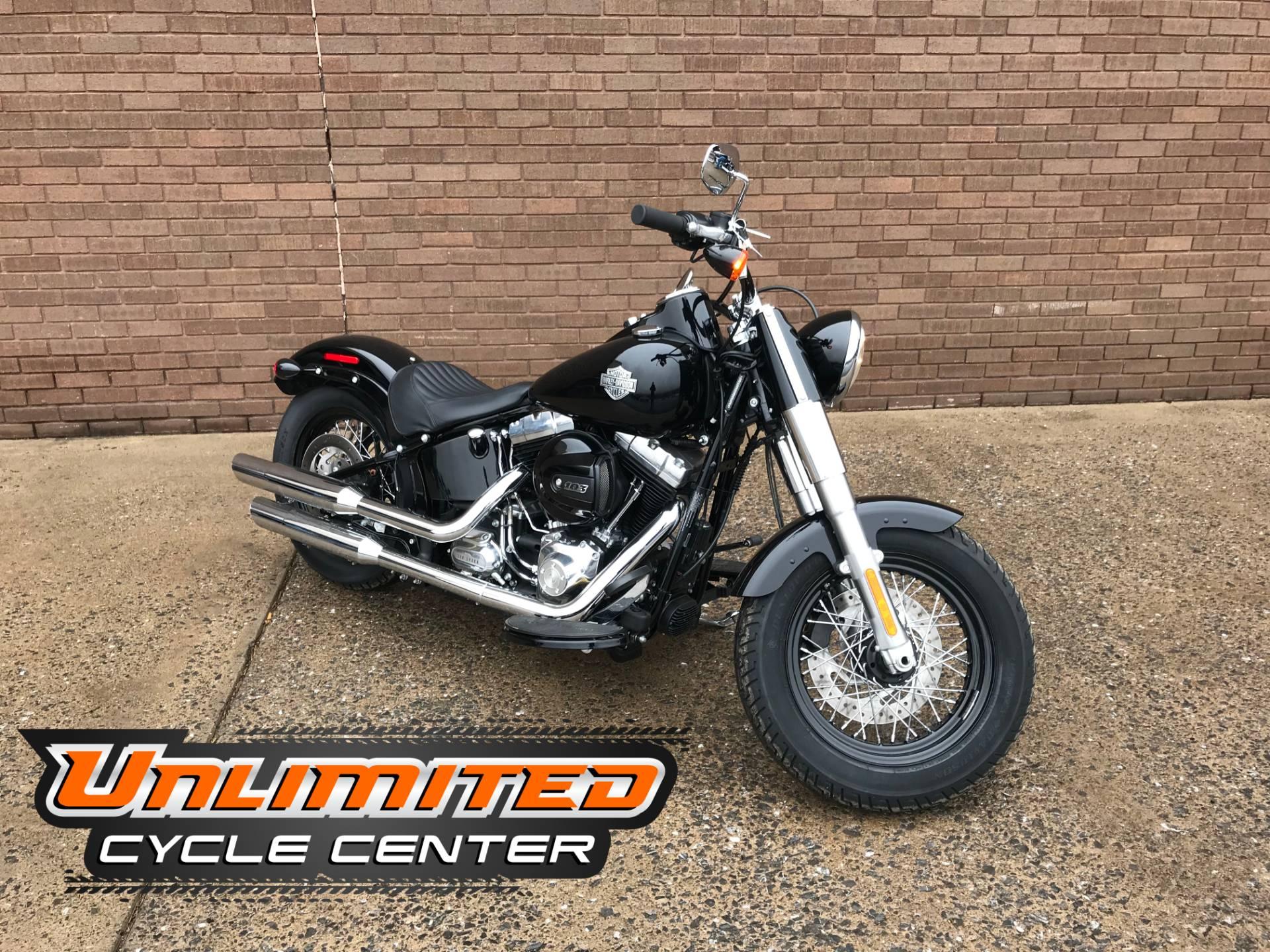 Harley Softail Slim >> 2017 Harley Davidson Softail Slim Motorcycles Tyrone Pennsylvania