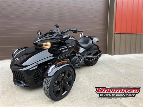 2020 Can-Am Spyder F3 in Tyrone, Pennsylvania - Photo 1