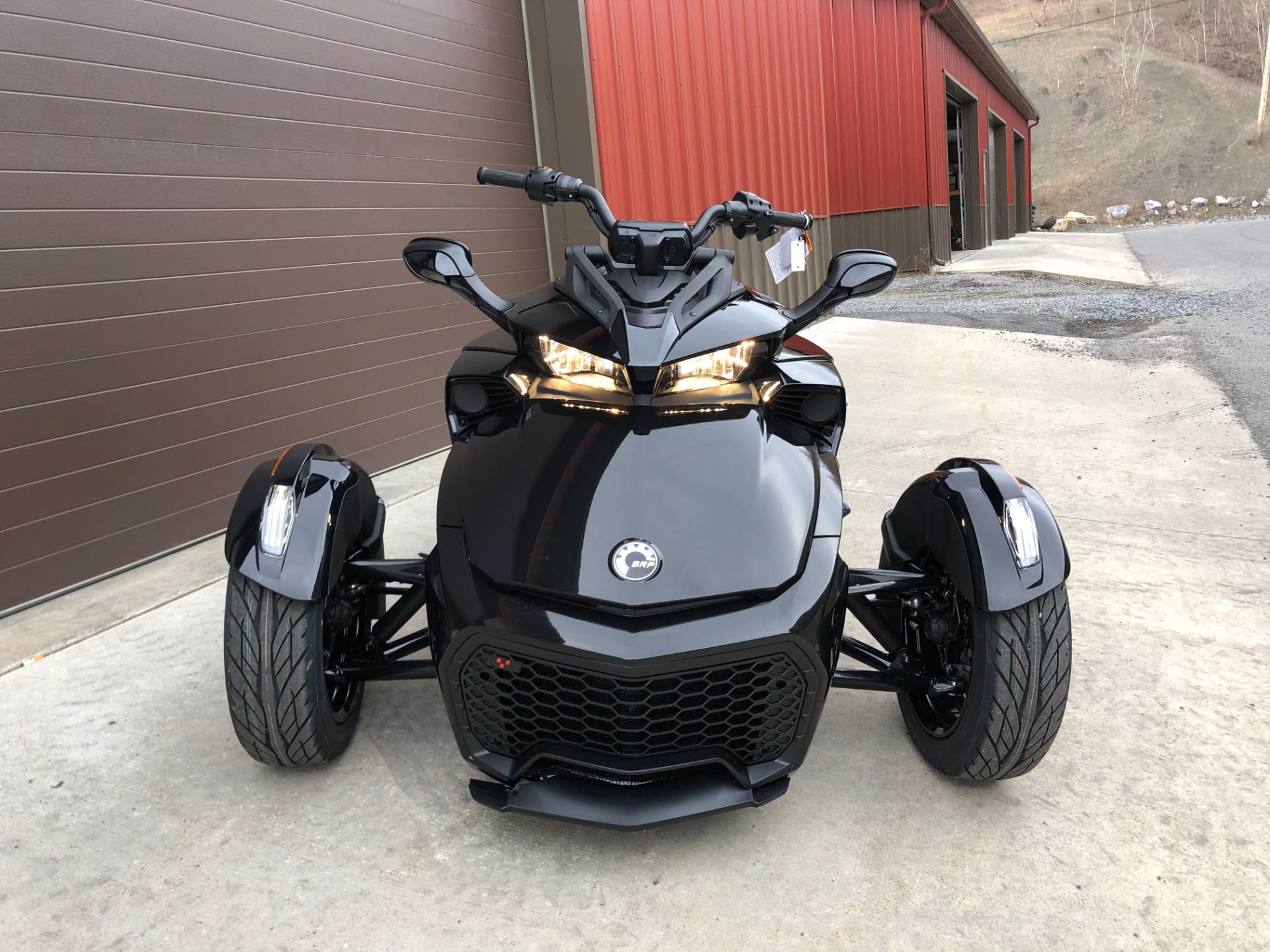 2020 Can-Am Spyder F3 in Tyrone, Pennsylvania - Photo 2