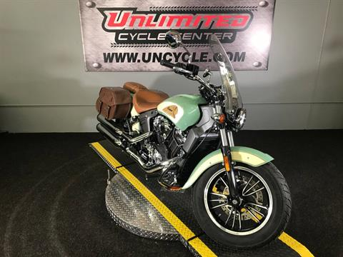 2018 Indian Scout® ABS in Tyrone, Pennsylvania - Photo 1