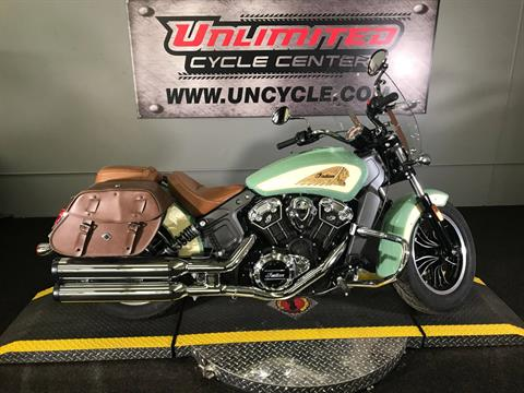 2018 Indian Scout® ABS in Tyrone, Pennsylvania - Photo 2