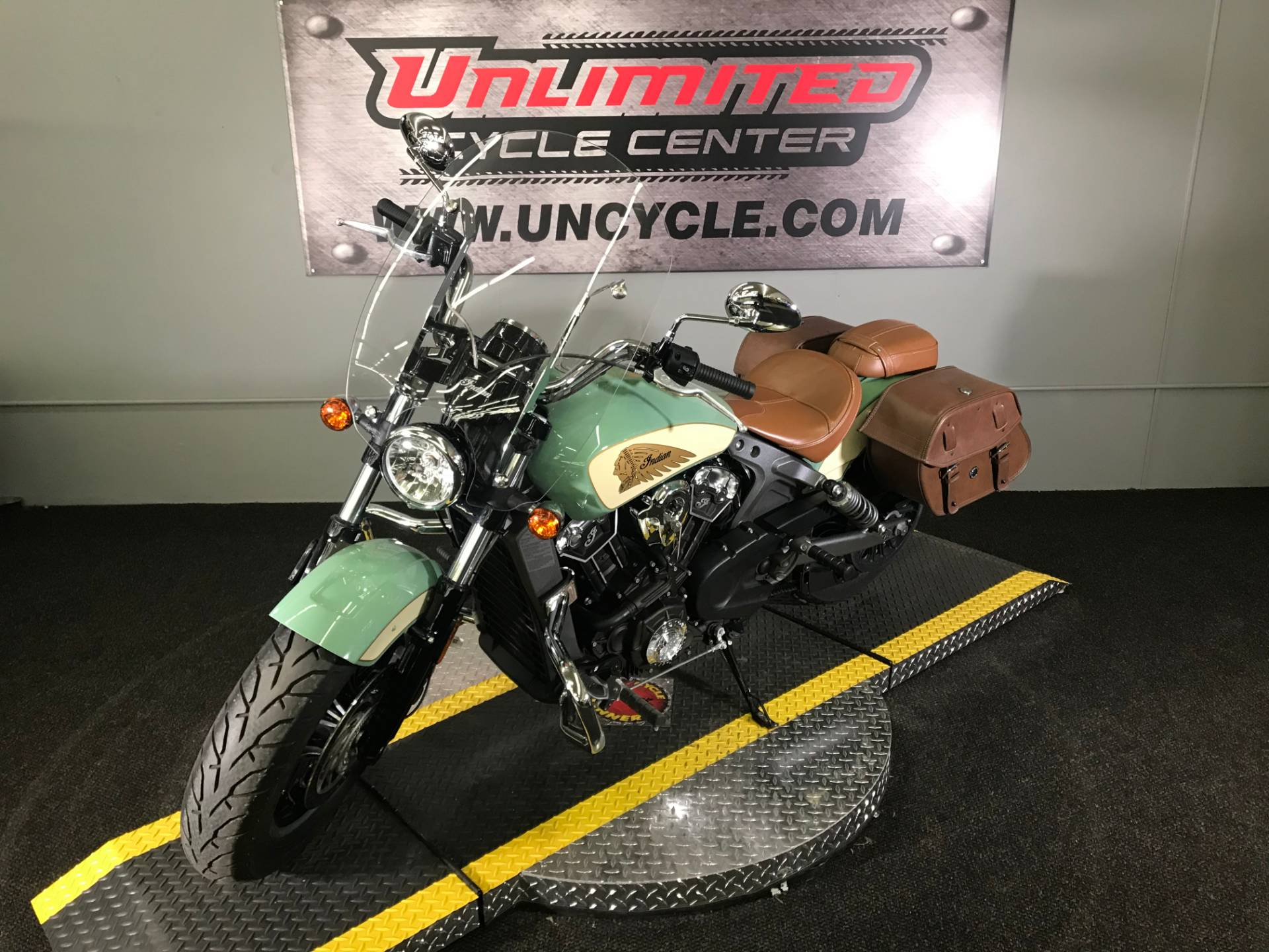 2018 Indian Scout® ABS in Tyrone, Pennsylvania - Photo 6