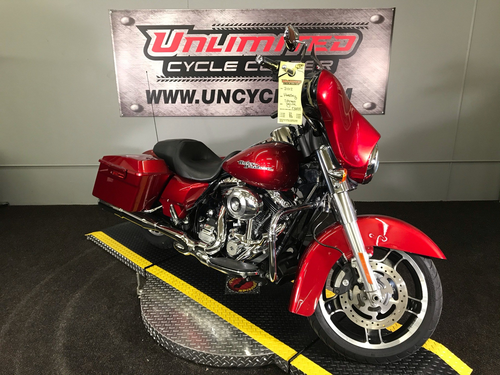2012 Harley-Davidson Street Glide® in Tyrone, Pennsylvania - Photo 1
