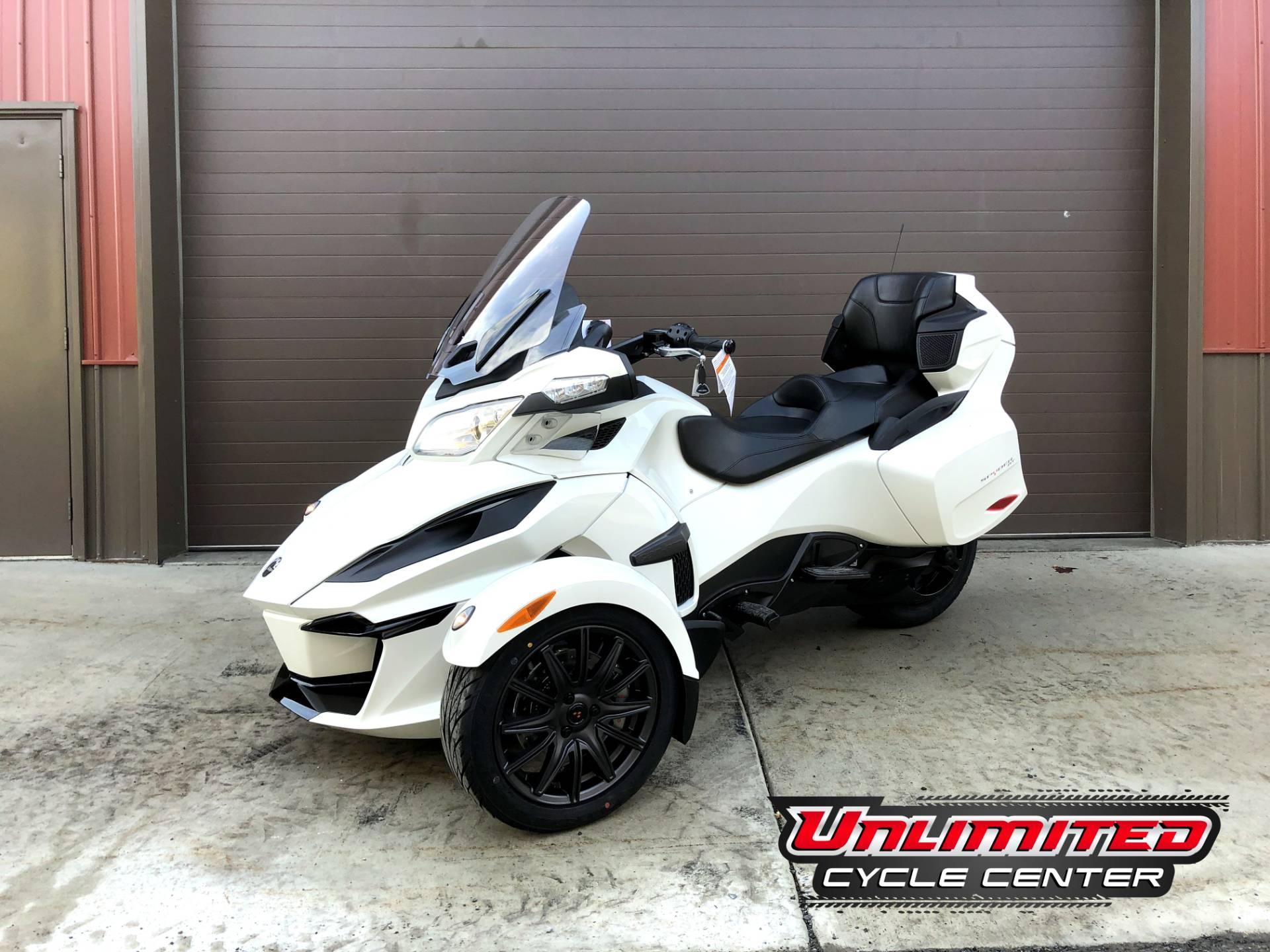 2018 Can Am Spyder RT SM6 Motorcycles Tyrone Pennsylvania
