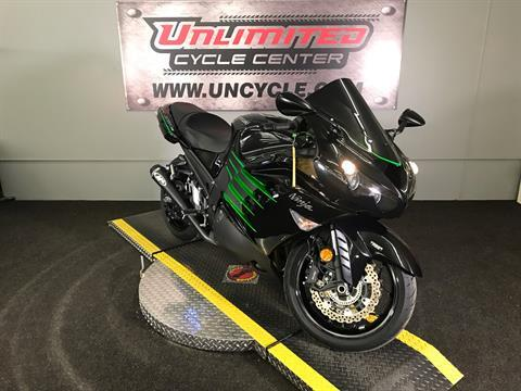 2017 Kawasaki Ninja ZX-14R ABS in Tyrone, Pennsylvania - Photo 1