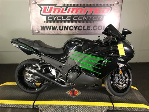 2017 Kawasaki Ninja ZX-14R ABS in Tyrone, Pennsylvania - Photo 2