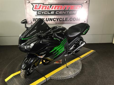 2017 Kawasaki Ninja ZX-14R ABS in Tyrone, Pennsylvania - Photo 6
