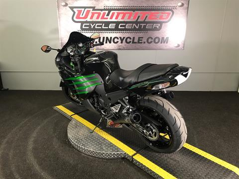 2017 Kawasaki Ninja ZX-14R ABS in Tyrone, Pennsylvania - Photo 9