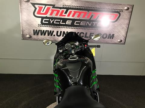 2017 Kawasaki Ninja ZX-14R ABS in Tyrone, Pennsylvania - Photo 11