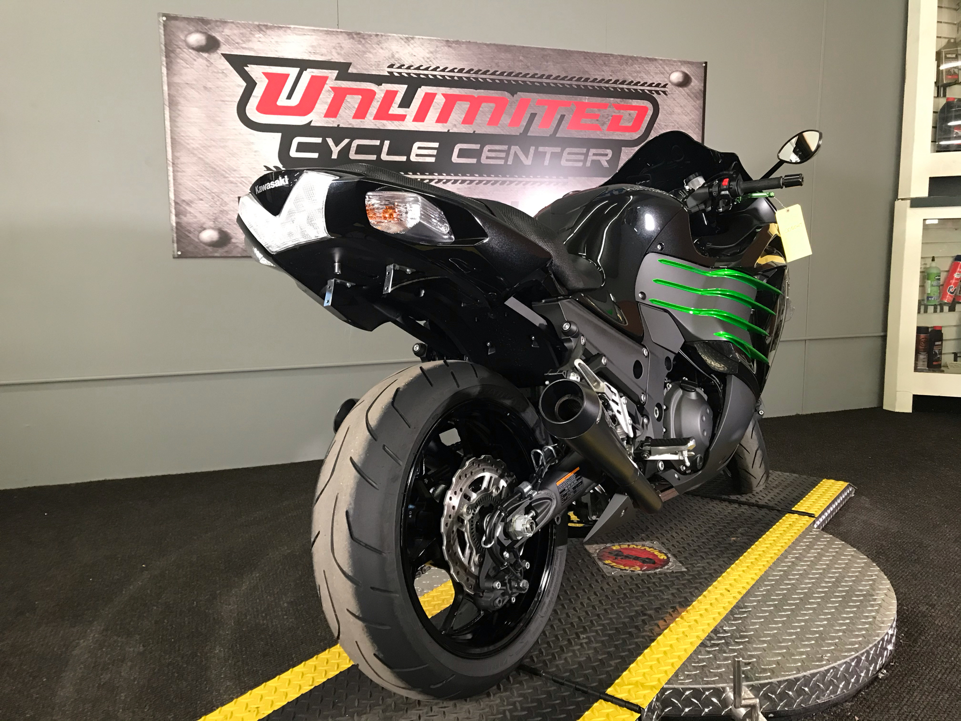 2017 Kawasaki Ninja ZX-14R ABS in Tyrone, Pennsylvania - Photo 13