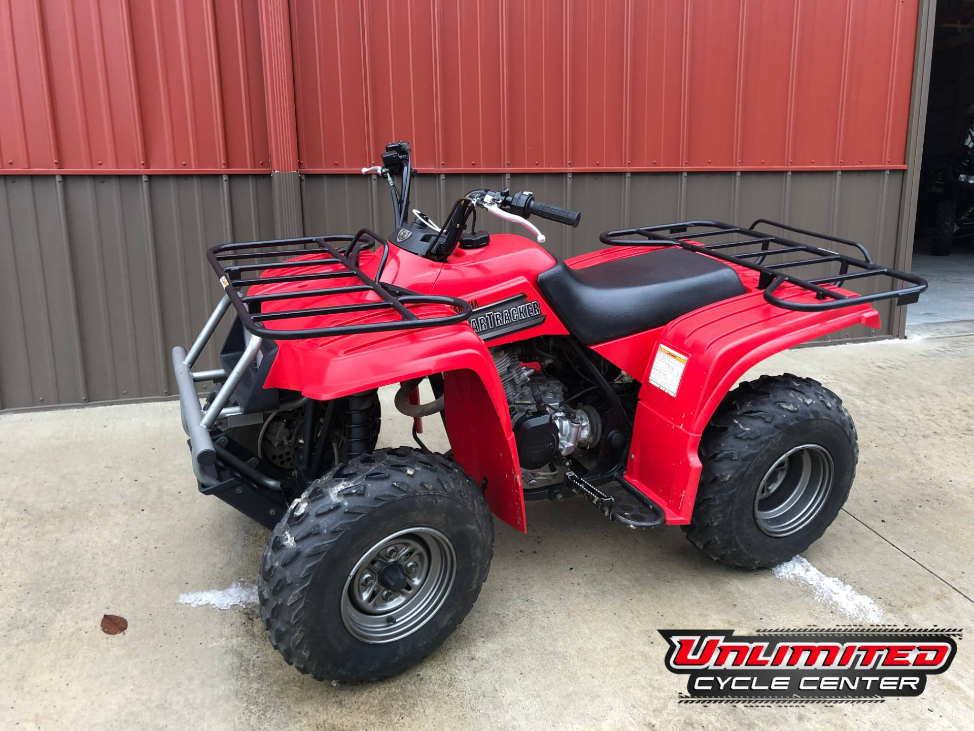 2002 Yamaha Bear Tracker in Tyrone, Pennsylvania - Photo 1