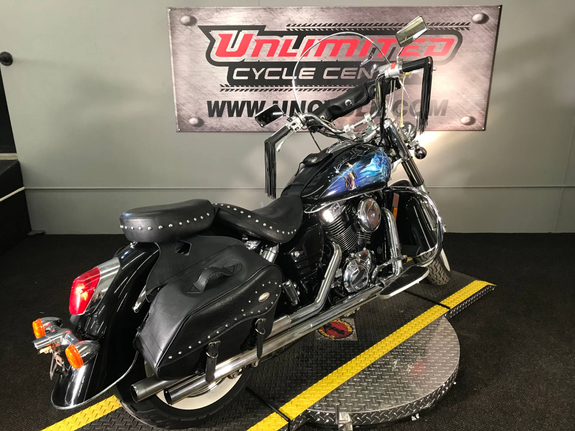 1999 Honda Shadow Aero in Tyrone, Pennsylvania - Photo 10