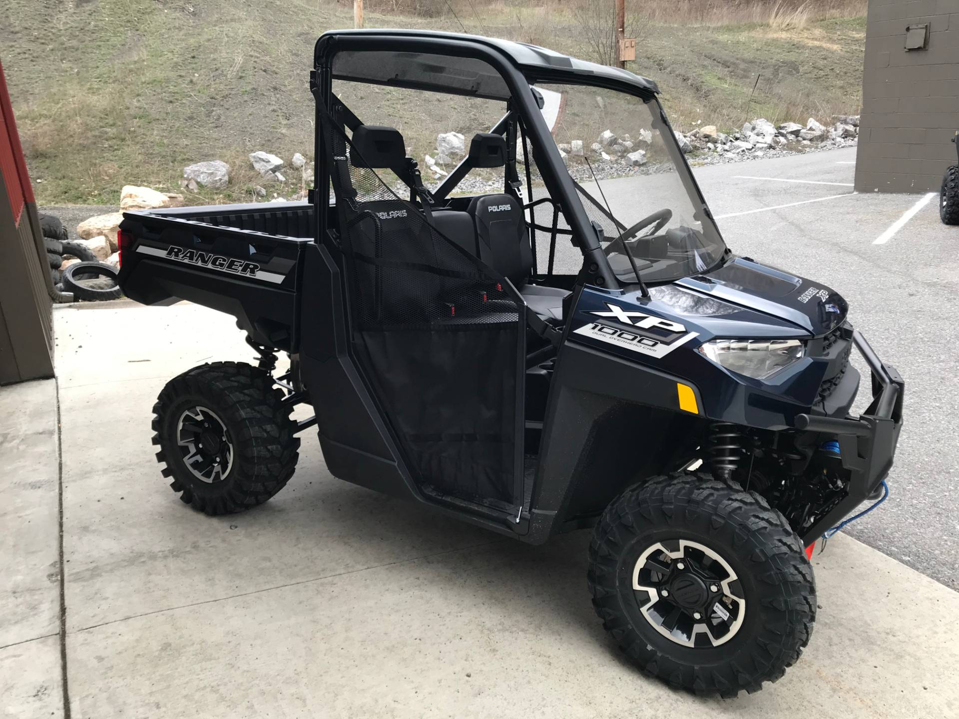 2020 Polaris RANGER XP 1000 Premium + Ride Command Package in Tyrone, Pennsylvania - Photo 7