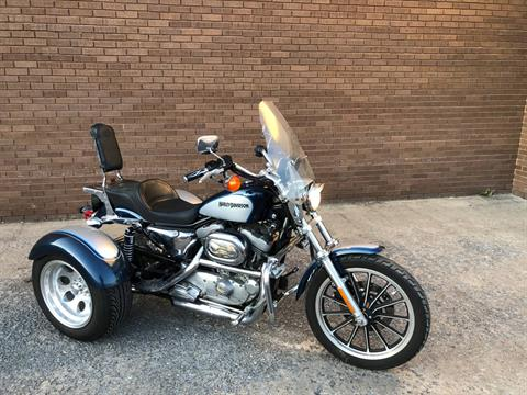 2001 Harley-Davidson XL 1200C Sportster® 1200 Custom in Tyrone, Pennsylvania