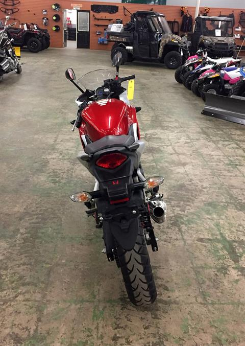 2011 Honda CBR®250R in Tyrone, Pennsylvania