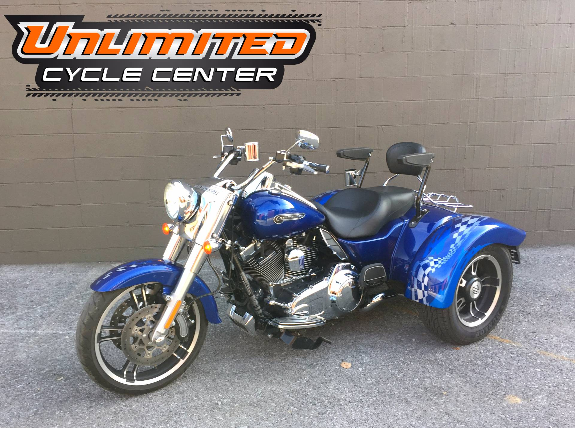 2015 Harley-Davidson Freewheeler™ in Tyrone, Pennsylvania