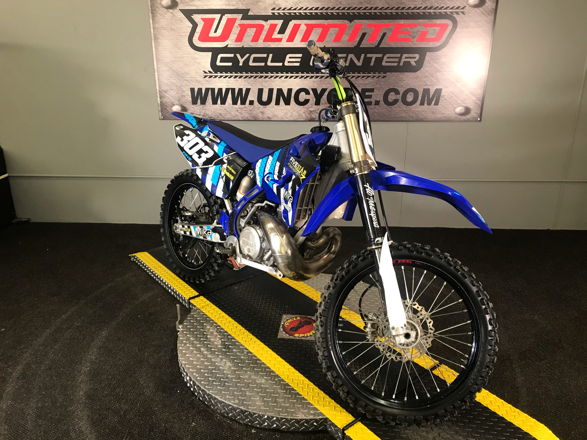 2016 Yamaha YZ250 in Tyrone, Pennsylvania - Photo 1