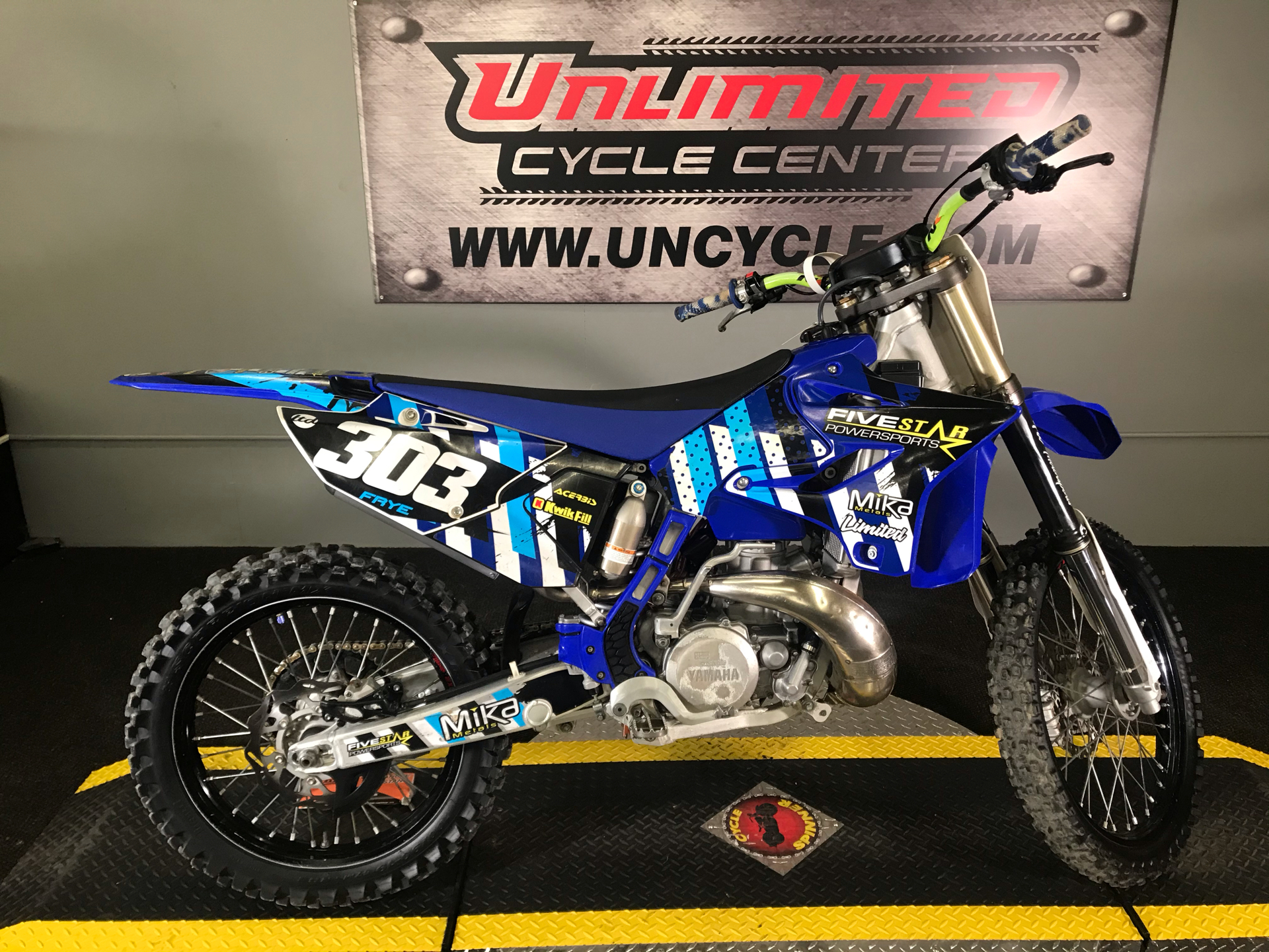 2016 Yamaha YZ250 in Tyrone, Pennsylvania - Photo 2