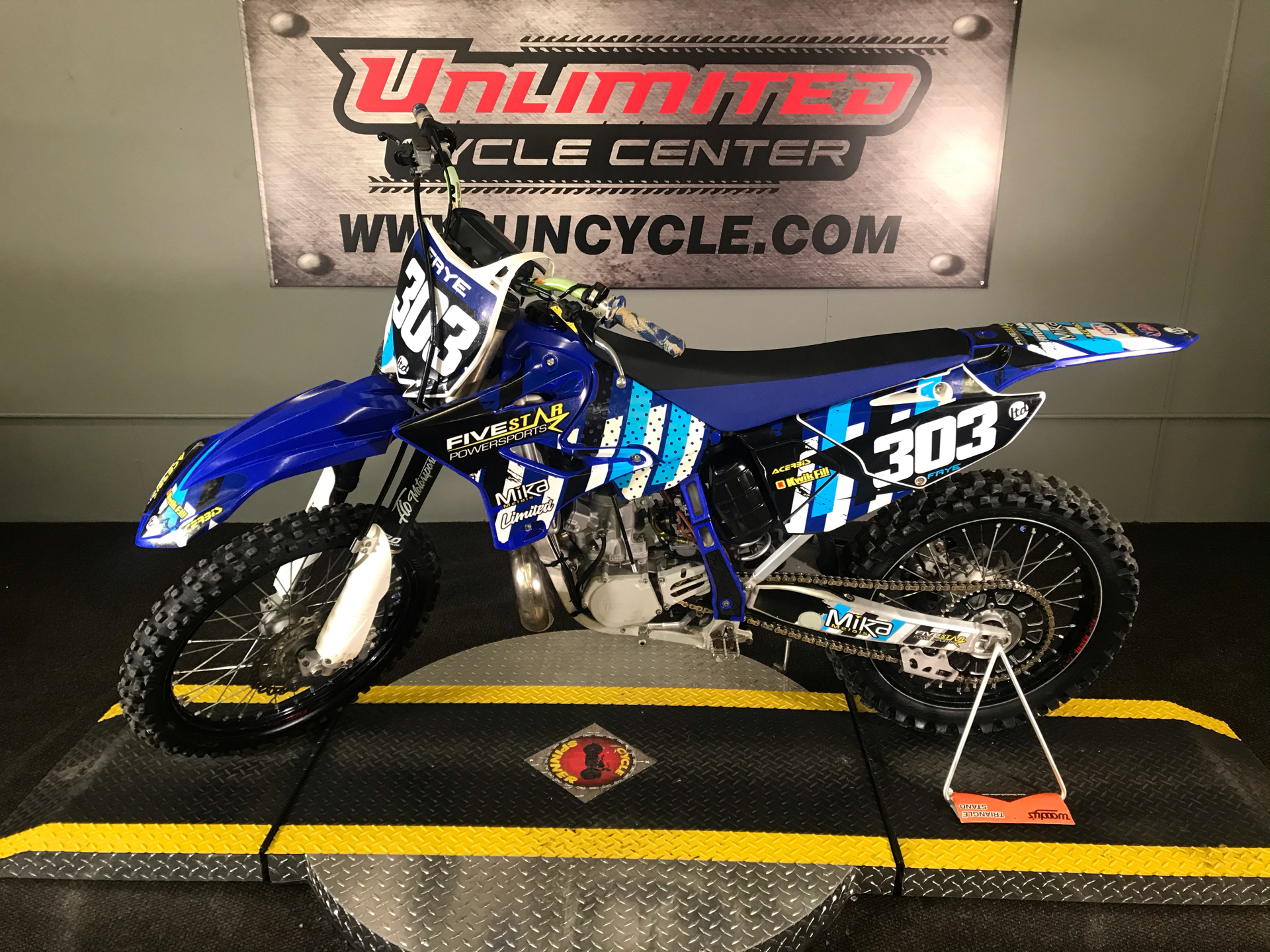 2016 Yamaha YZ250 in Tyrone, Pennsylvania - Photo 6