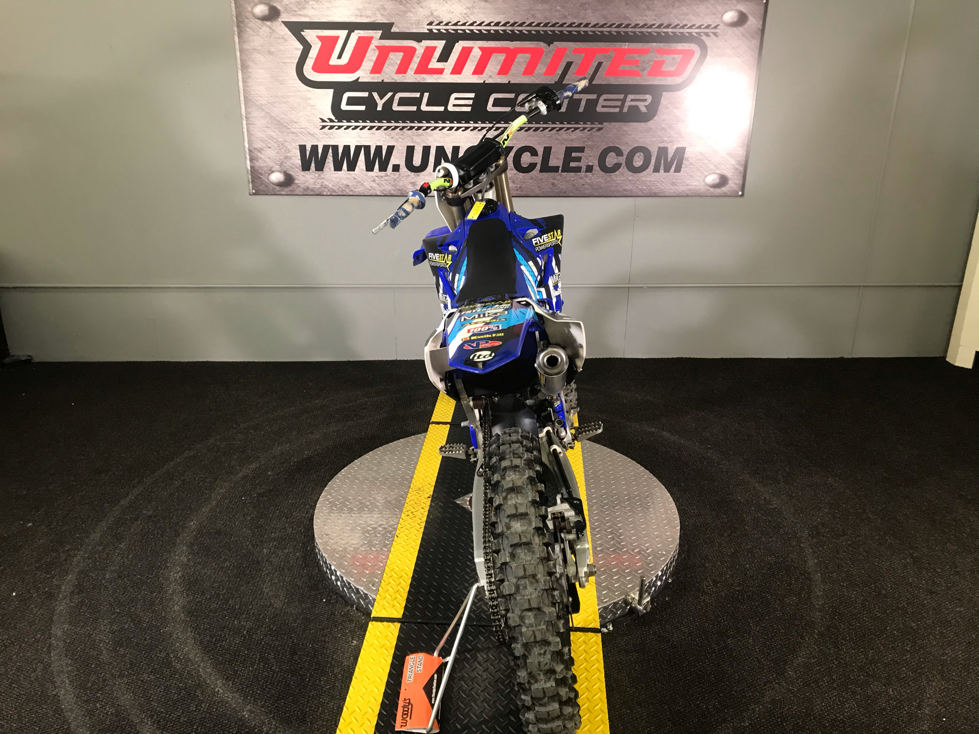 2016 Yamaha YZ250 in Tyrone, Pennsylvania - Photo 11