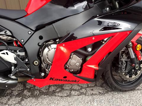 2012 Kawasaki Ninja® ZX™-10R ABS in Tyrone, Pennsylvania