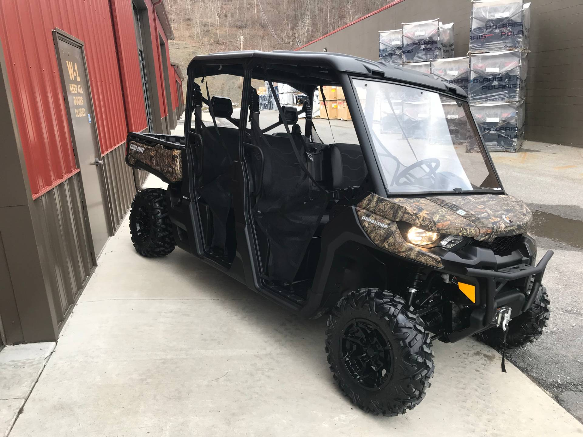 2018 Can-Am Defender MAX XT HD8 in Tyrone, Pennsylvania - Photo 5